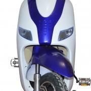 Nueva Urban Bike Azul Blanco b