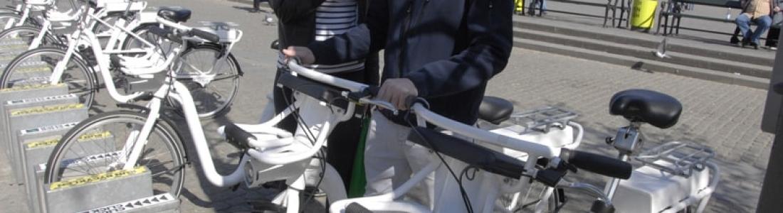 Bicicletas eléctricas: A la vanguardia del diseño