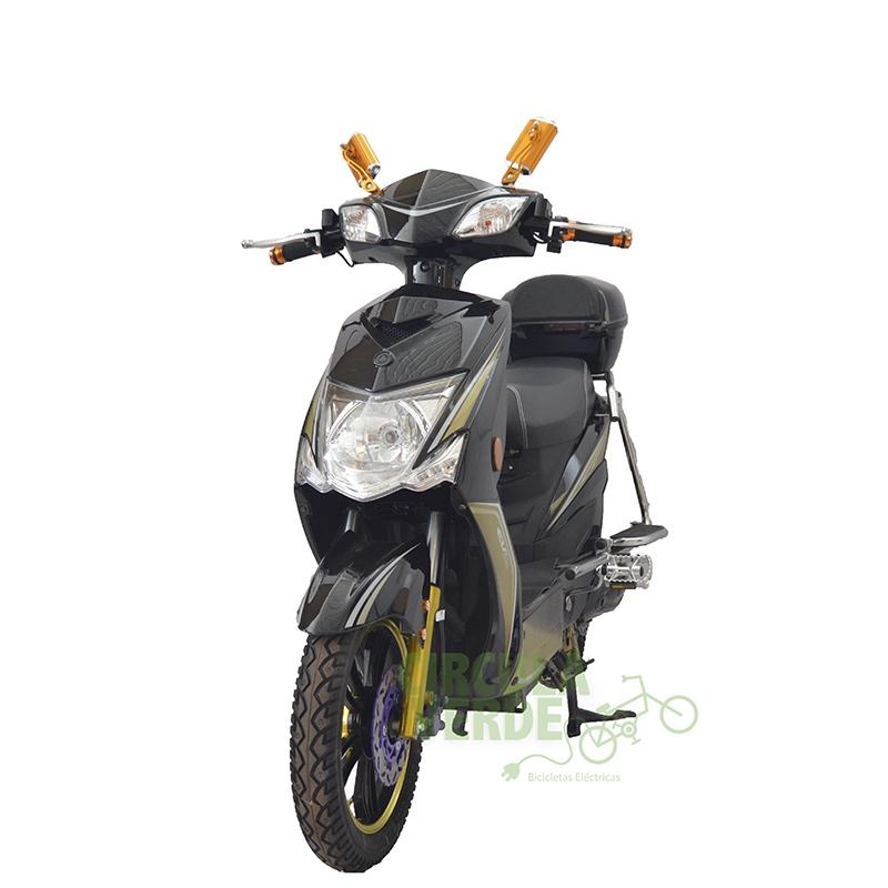 Bicicleta Eléctrica Eagle Negra 60V-20Ah