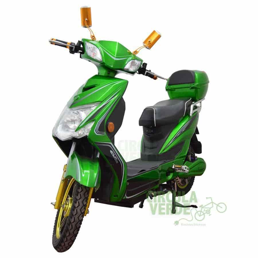 Bicicleta Eléctrica Eagle Verde 48V-20Ah