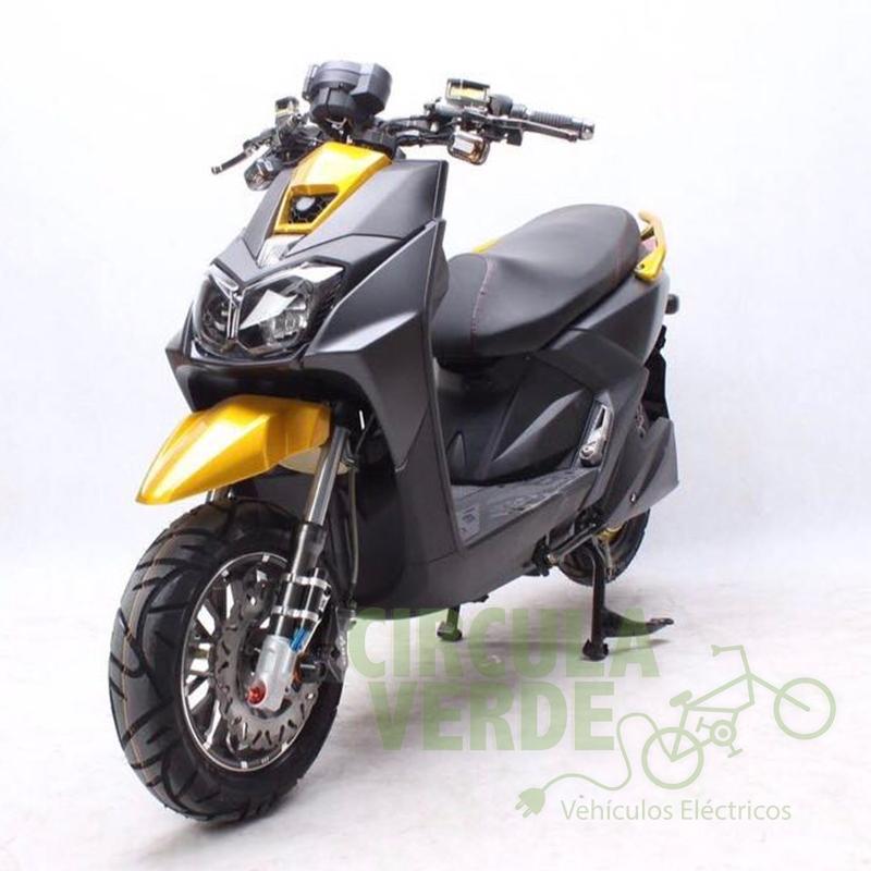 New Elite 1500W 72V-20Ah