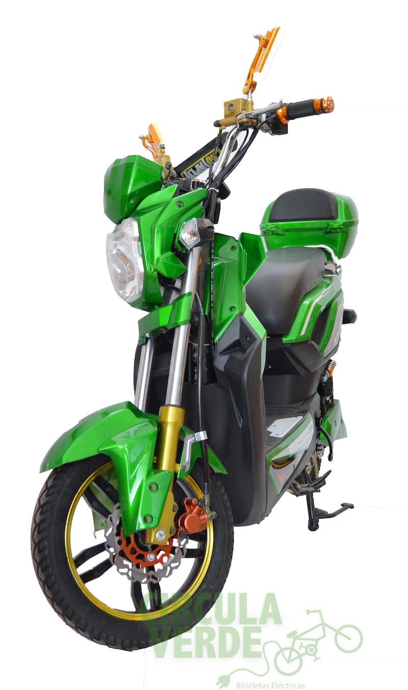 Nueva City Verde 60V-20Ah