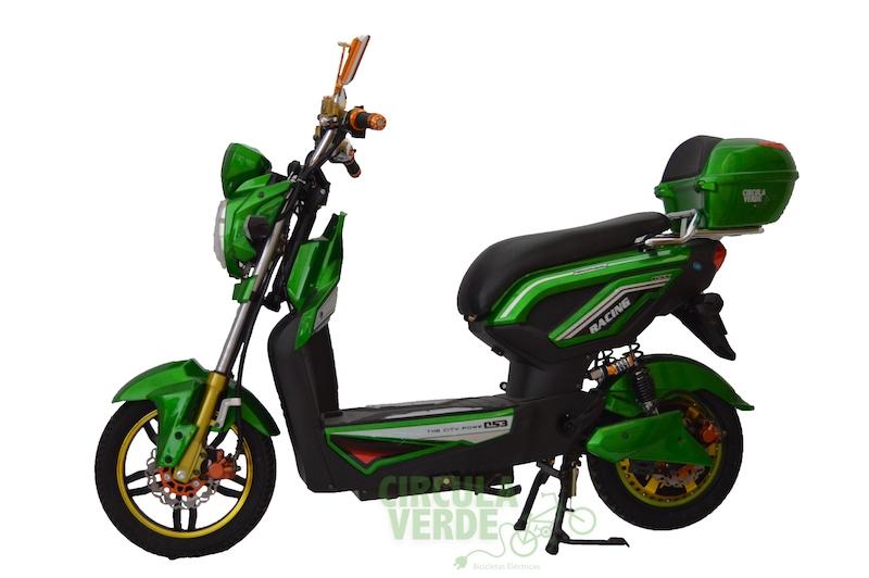 Nueva City Verde 48V-20Ah