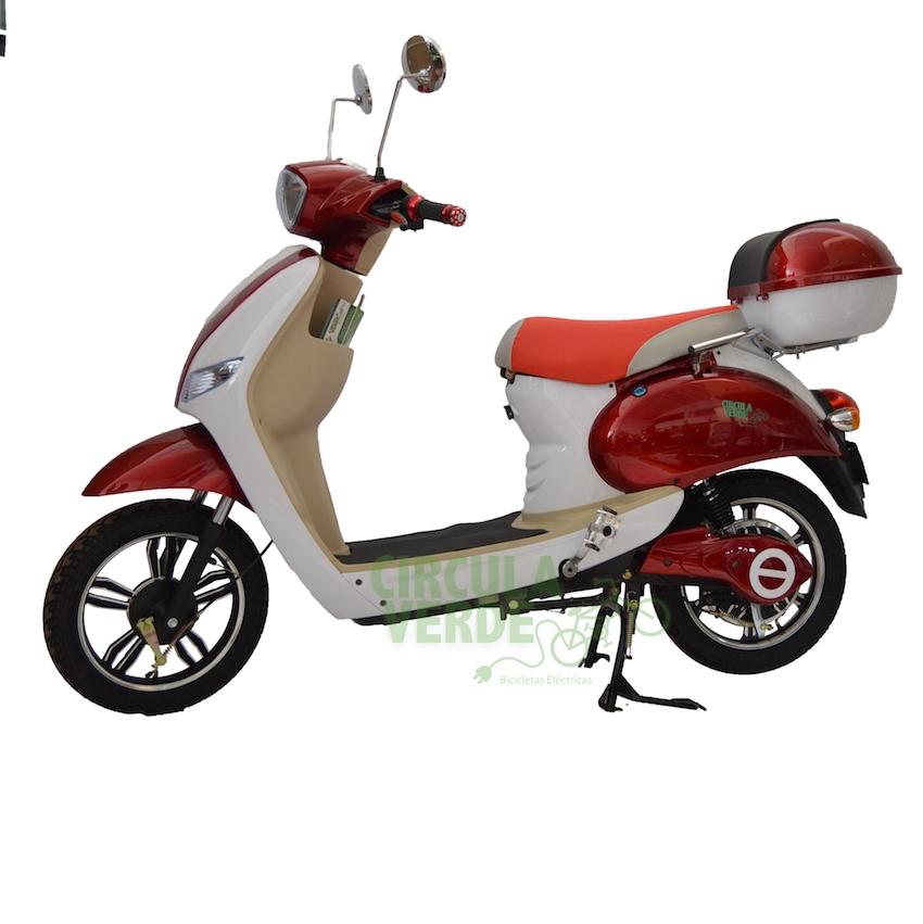 Nueva Urban Bike Rojo/Blanco