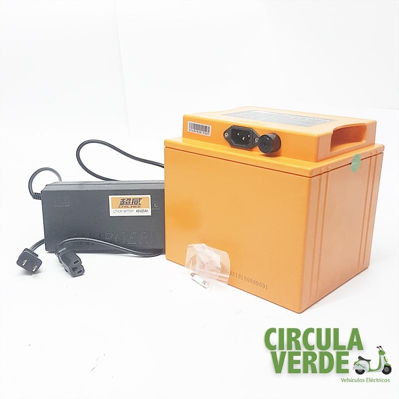 Batería de Litio 48V-20Ah