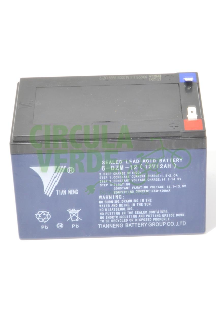 Baterías 12V-12Ah sellada de plomo acido ciclo profundo c/u