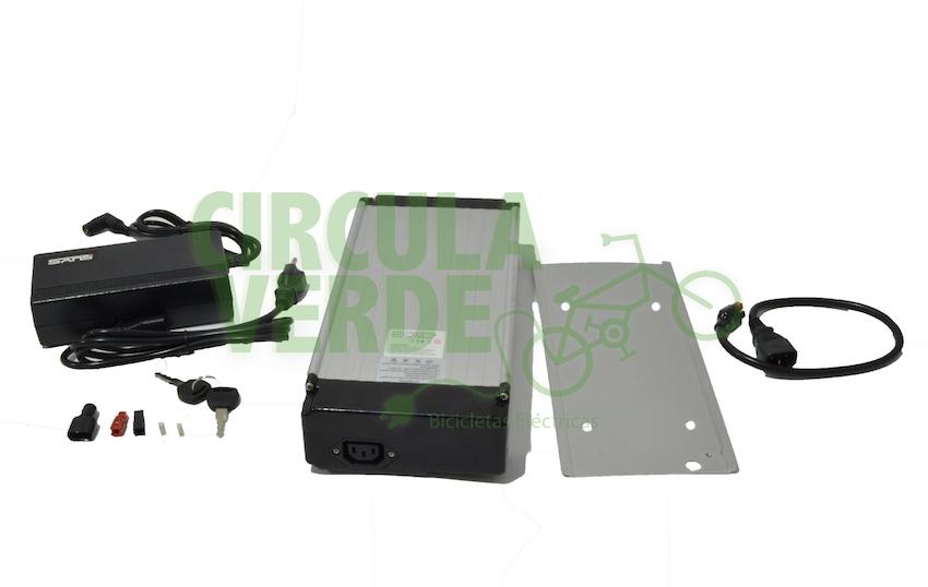 Batería de Litio plana 48V-12Ah