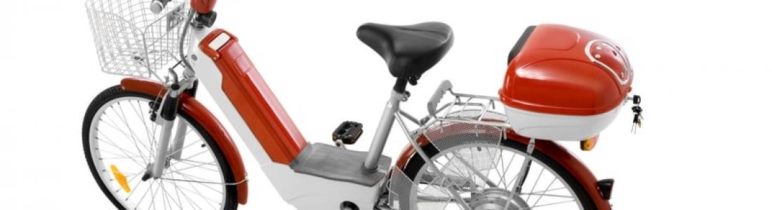 Una bicicleta eléctrica puede cambiarle la vida