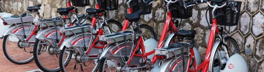 Juntos por un mundo con bici