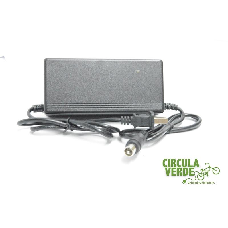 Cargador 36V-12Ah para batería litio