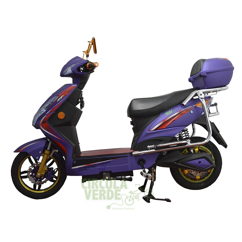 Happiness Morada 48V-12Ah