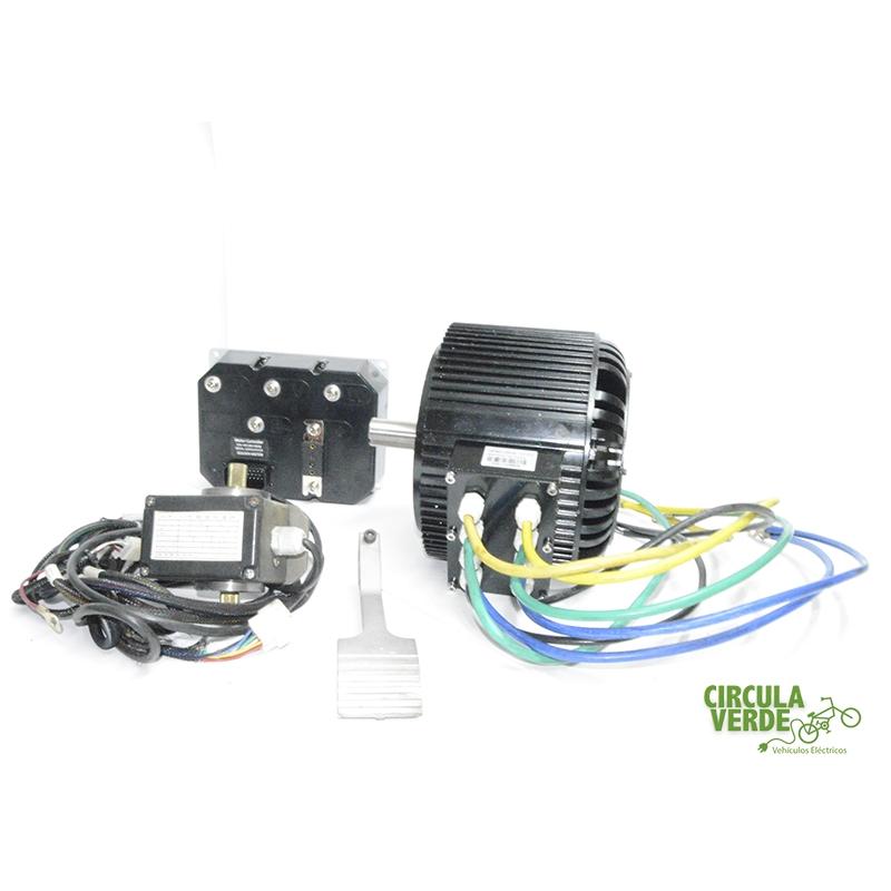Kit Motor Transversal 10000W