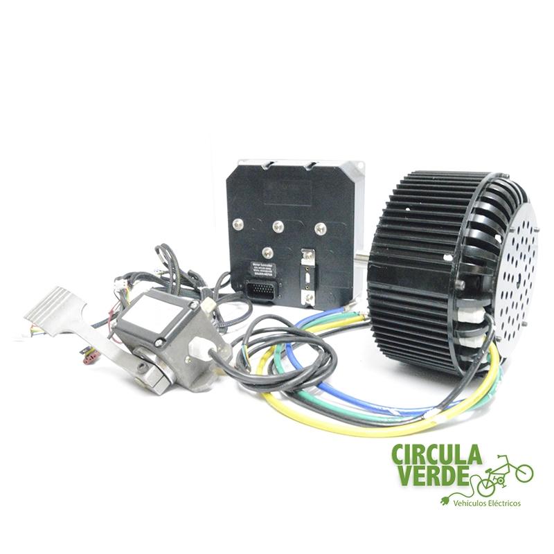 Kit Motor Transversal 5000W