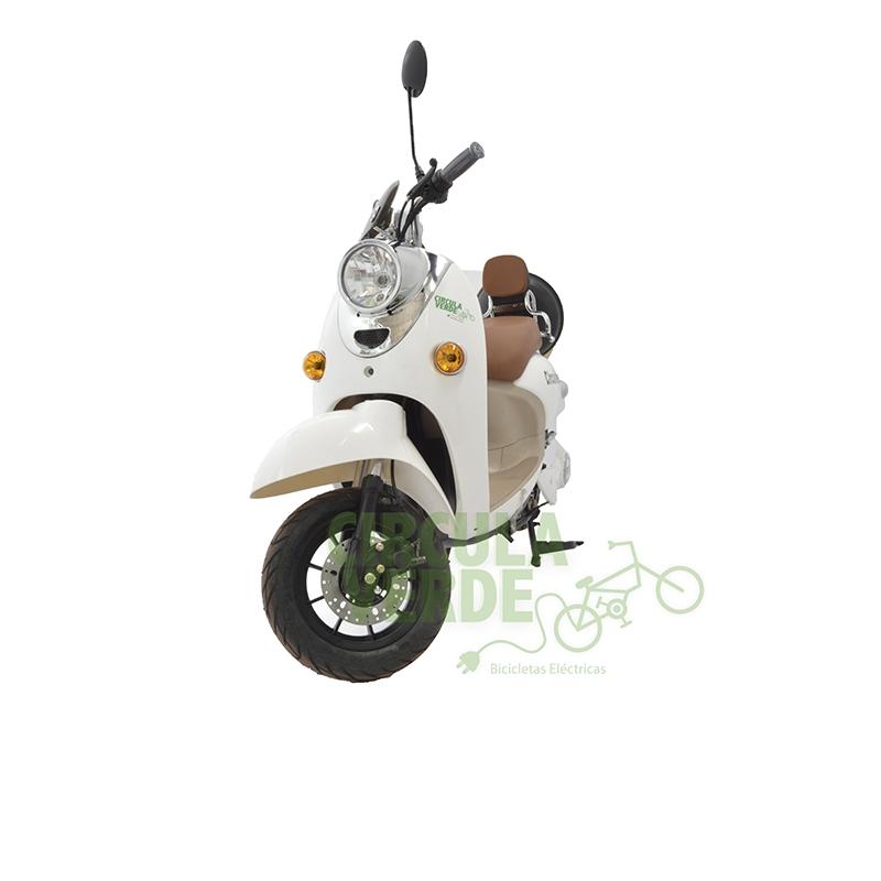 Moped GW 1000W 72V-20Ah Blanca
