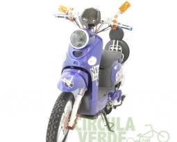 Evolución de los ciclomotores como medio de transporte alternativo