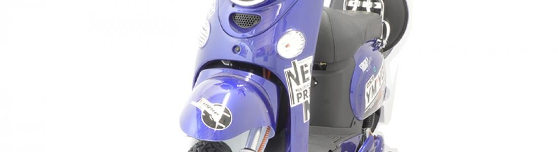 Los ciclomotores están revolucionando el transporte en el mundo