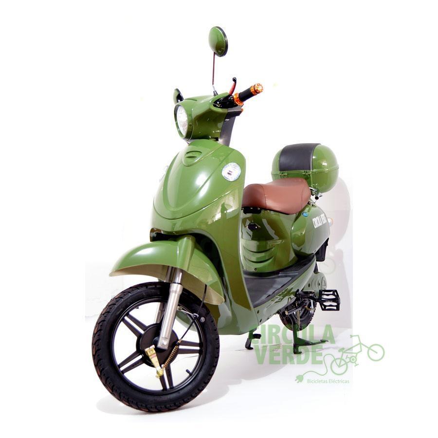 Nueva Urban Bike Verde Militar