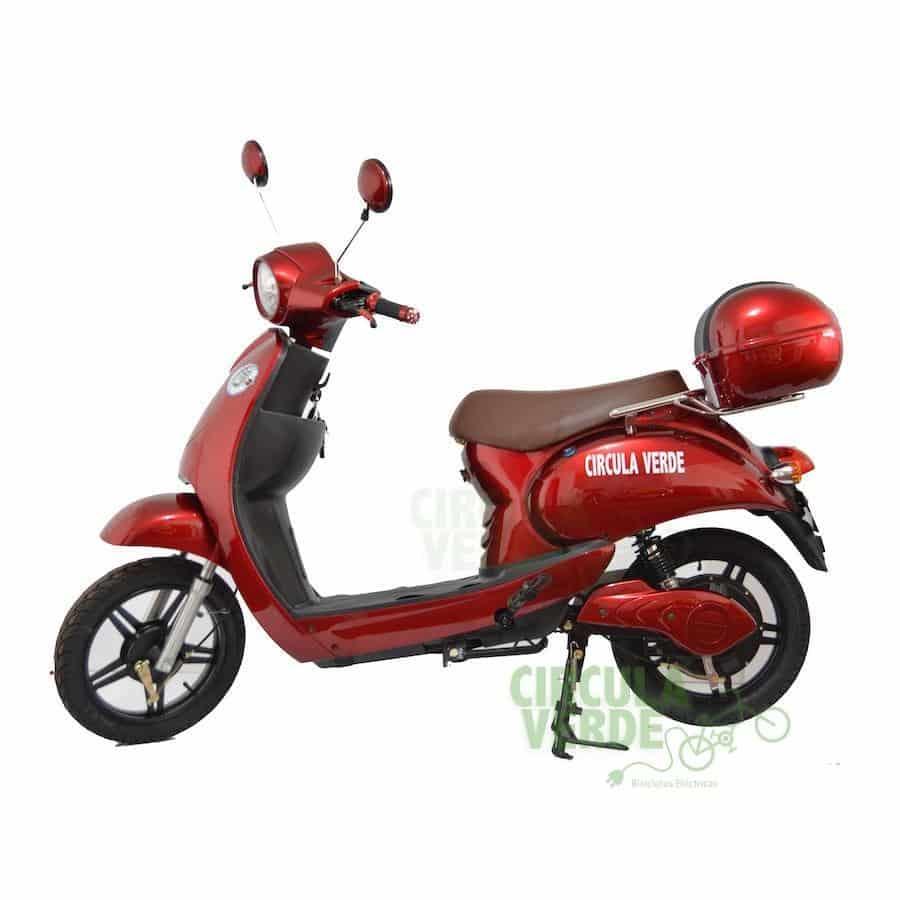Nueva Urban Bike Rojo