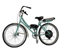 Bicicletas con motor la posibilidad para mujeres embarazadas