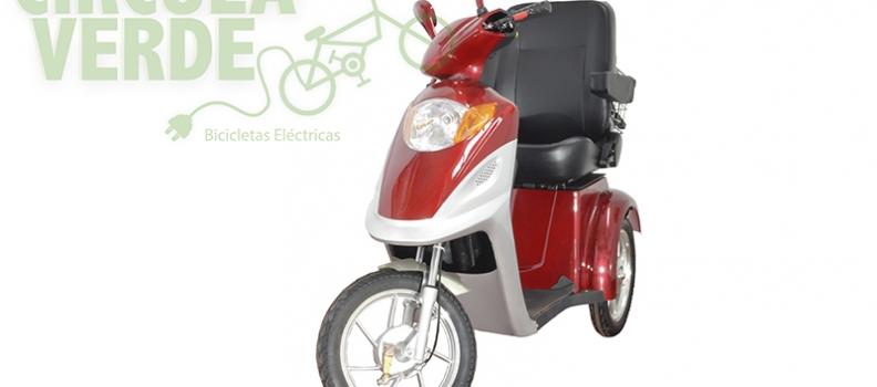 Los triciclos son la alternativa al transporte tradicional